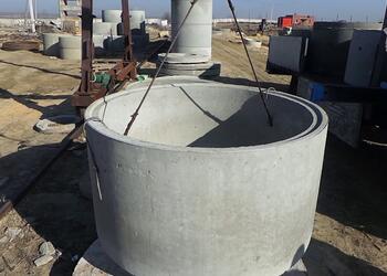 Привезем и разгрузим кольца ЖБ из бетона